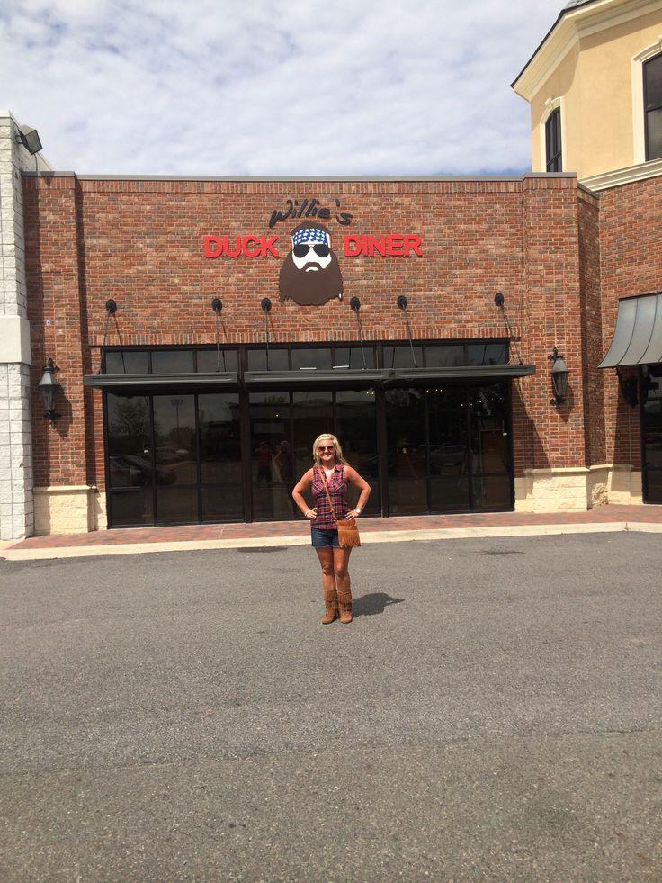 Willies Duck Diner West Monroe Louisiana ! Great Food