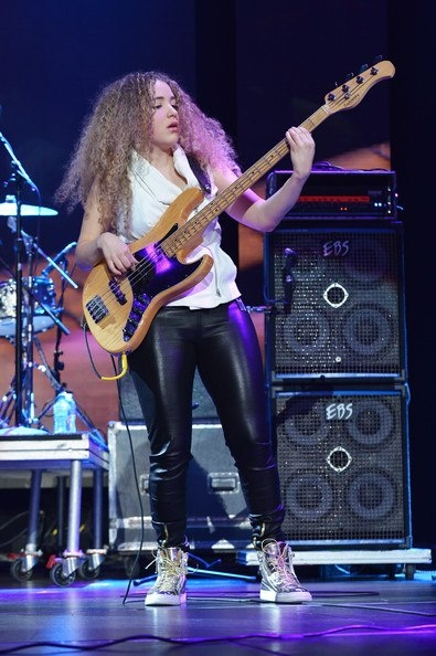 Tal Wilkenfeld in Eric Clapton's Crossroads Guitar Festival 2013 - Day 2 - Show