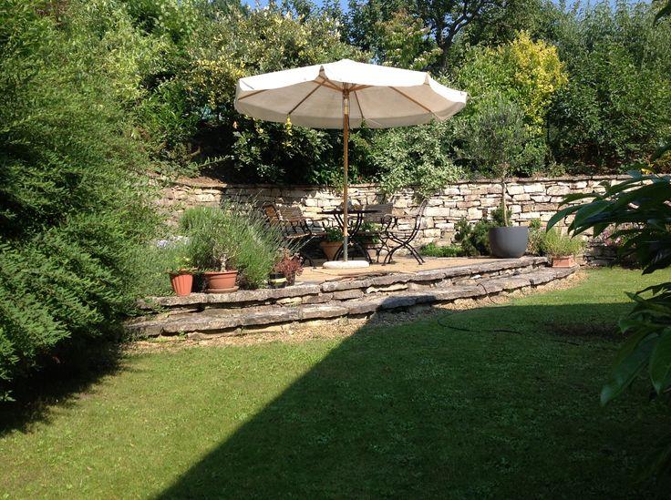 Elegant Our mediterran garden