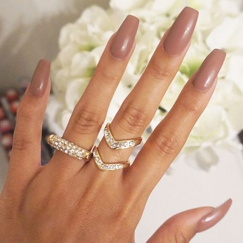 25 best ideas about square acrylic nails on pinterest for Square narrow shape acrylic