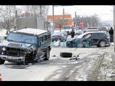 ДТП Аварии Колеса Crash Wheels