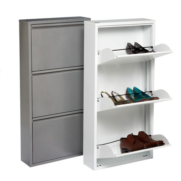 3drawer shoe cabinet