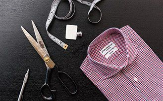 Select the fabric you want to use on your shirt, then select the options and size measurement you want and order from Spier & Mackay. https://www.spierandmackay.com/design-your-custom-shirt.html #Affordable_Custom_Suits_Toronto