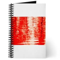 Red Sunrise Journal