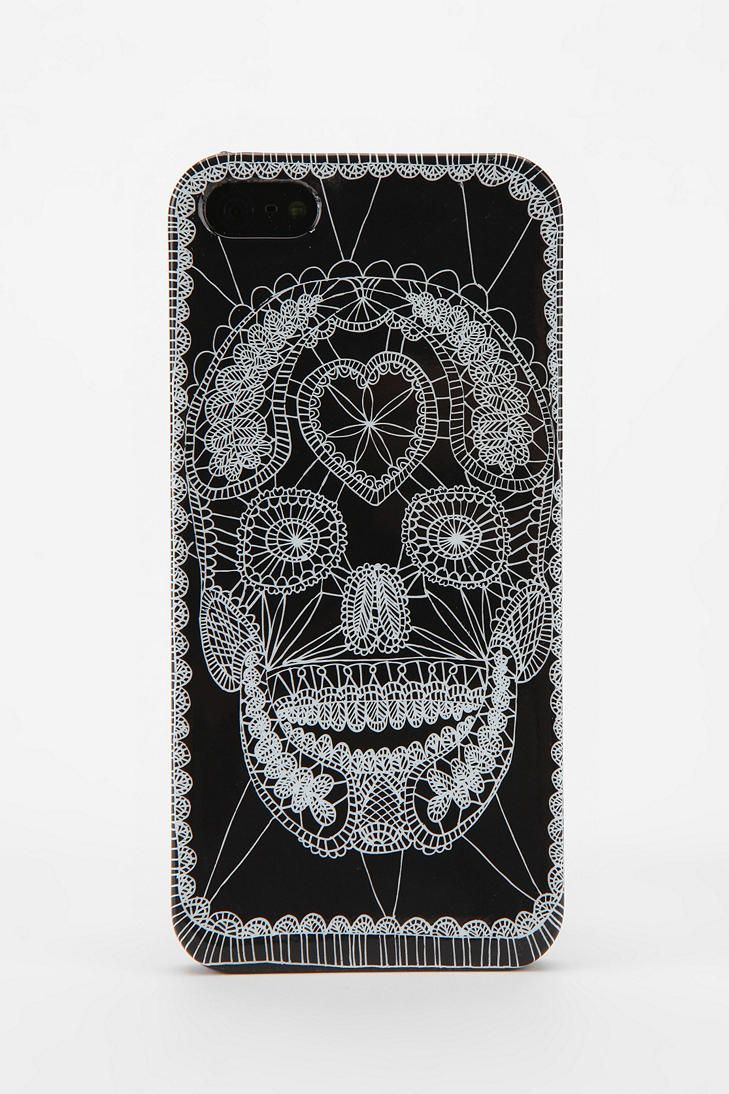 #UrbanOutfitters          #Cell Phone #Gadgets      #constructio #measurements #plas #hard-shell #content #precious #fits #sleek #exclusive #skull #durable #graphic #slim #protective #super #design #iphone #case                       UO Skull iPhone 5 Case    Overview:* Protective hard-shell cover for your precious iPhone5* Topped with a graphic design we love* Super sleek with a slim profile* Snaps right into place* Durable construction* UO Exclusive Measurements:* Fits iPhone5 Content…