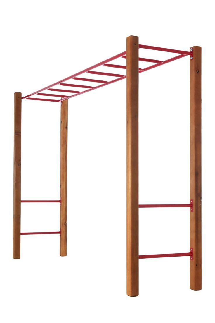 Monkey Bar Kit - Yardgames - this company overseas, anything more local?