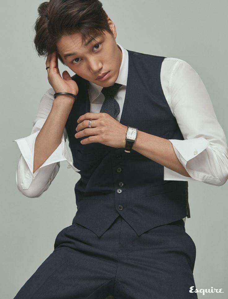 Kai (EXO) - Esquire Magazine February Issue '17