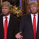 "SNL Alumbre Dice que Trabajar Con ""Imbécil"" Host Donald Trump Fue ""No es Divertido"""