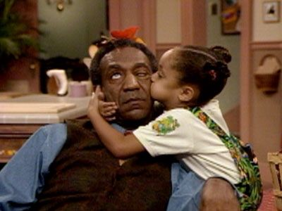 The Cosby Show... I zerbert you!!!