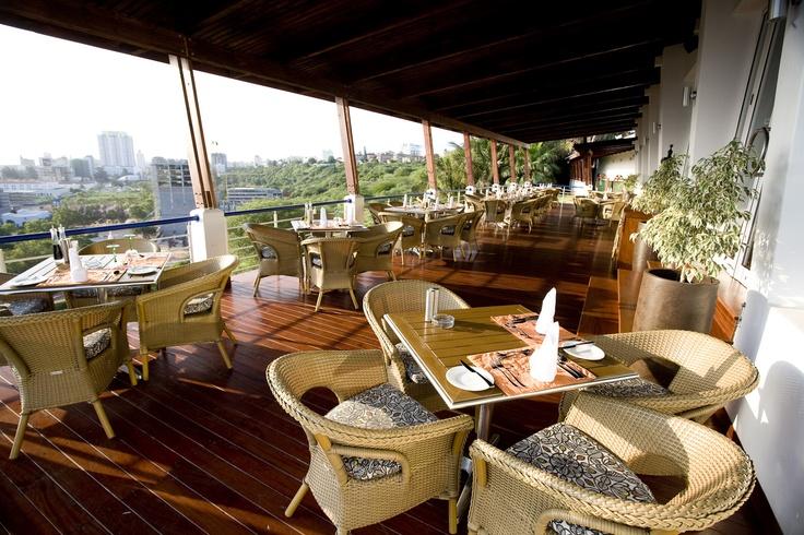Fiamma Restaurant deck