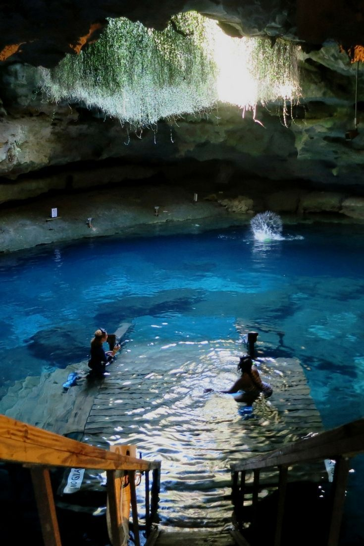 Devil's Den Spring in Prehistorical Cave – Diving the Springs of North America - Springs Diving Adventures in the North of Florida, USA – Cavern Diving – Wolrd Adventure Divers – Read more on https://worldadventuredivers.com/2016/02/29/springs-diving-florida-usa/ #scubadivingvacations