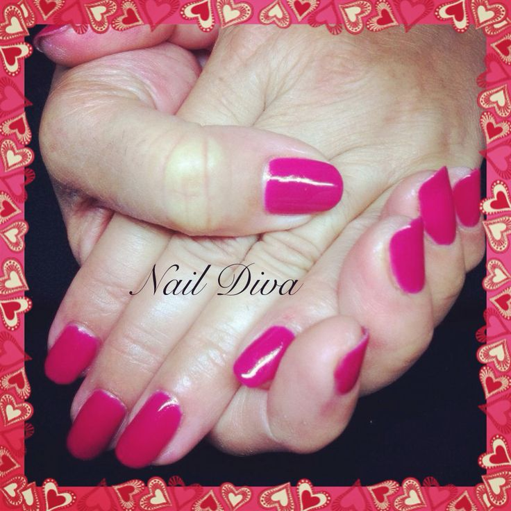 Luxio gel nails