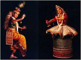 Manipuri dance of Ras Lila