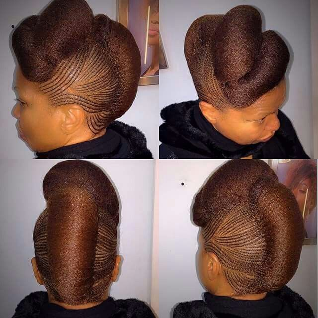 Micro Flat Twist Hair Crazy Pinterest Flat Twist