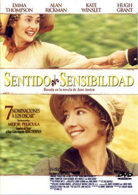 Sentido y sensibilidad (1995) EEUU. Dir: Ang Lee. Drama. Comedia. Romance. Feminismo. S.XIX - DVD CINE 1176