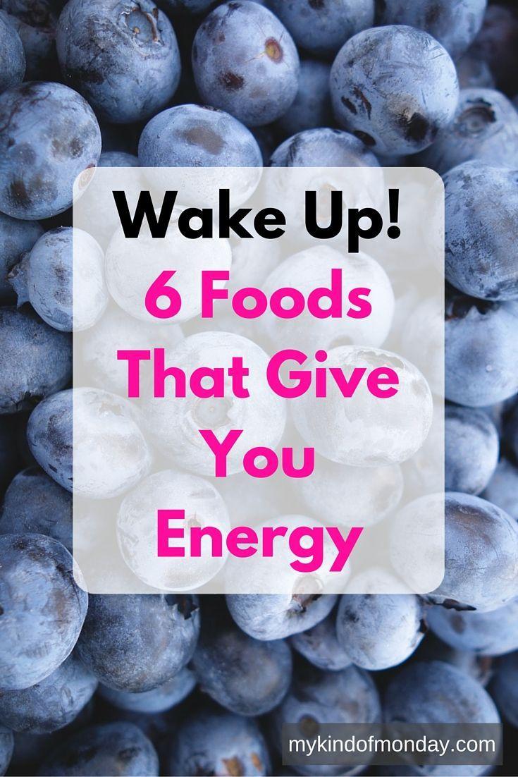 6 Best Energy Boosting Breakfast Foods Healthy Energy Drinks Energy Boosting Foods Best Foods For Energy