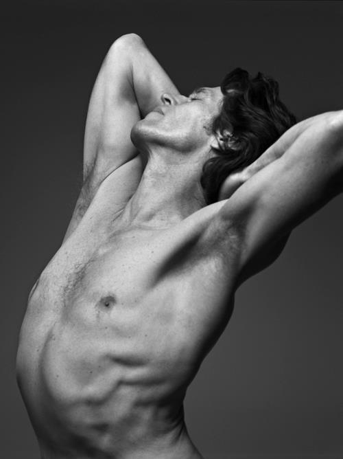 Willem Dafoe by photographer Mark Abrahams