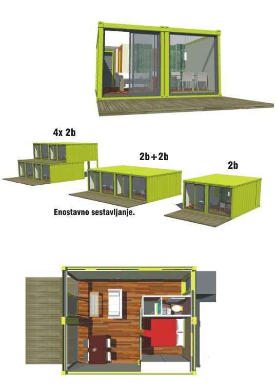 280 best shipping container home design images on Pinterest ...