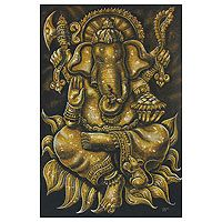 'Successful Blessing of Ganesha l'