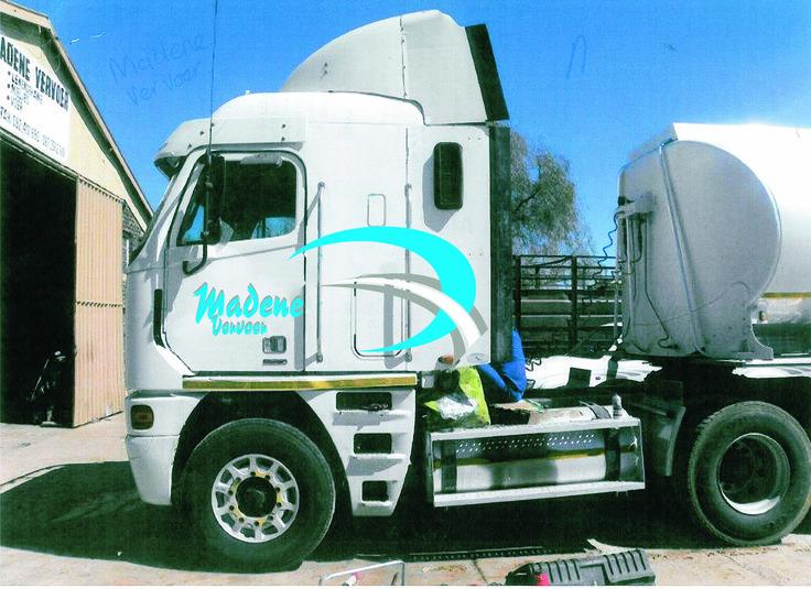 Micaren Excel Truck design