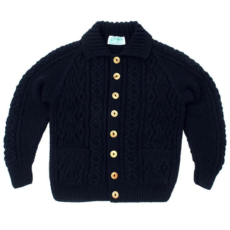 Inverallen Button Cardigan