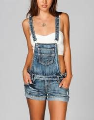 http://www.rantchic.com/wp-content/uploads/2014/05/5.-Overall-Shorts.jpg Go to a thrift store people, there are literally 100's of pairs of overalls to make your own great deal!