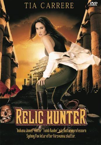 Relic Hunter 1999-2002 Tia Carrere stars as a university professor and black…