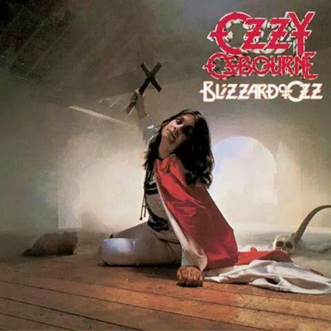 Ozzy Osbourn - Blizzard of Ozz