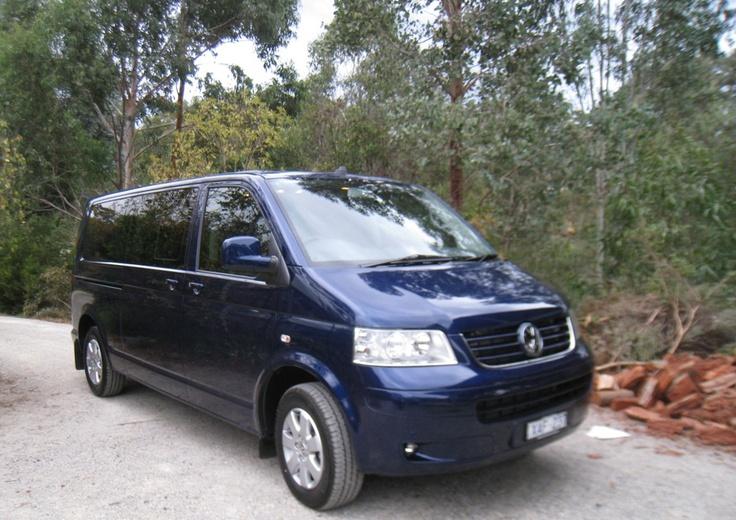 Ideal car for the large family - fits up to 9    VW Caravelle   http://www.volkswagen-commercial.com.au/au/en/models/Caravelle.html?247SEM