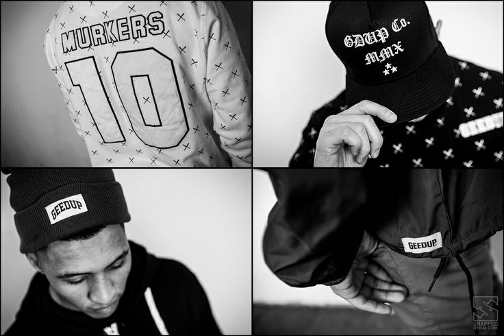 4 details shots in BW I did as part of a the GeedUp Clothing look book together with Steven Guzman SGZ.  #fashion #streetwear #menswear #photography #blackandwhite #snappedbykai #sgz