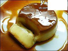 Приятного аппетита! Ингредиенты на 4 порции: Для крема: ● 250 мл молока нормальной жирности ● 1 стручок ванили ...