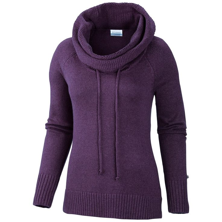 Columbia Sportswear She Pines for Alpine II Pullover Sweater - Cowl Neck (For Women) in Quill