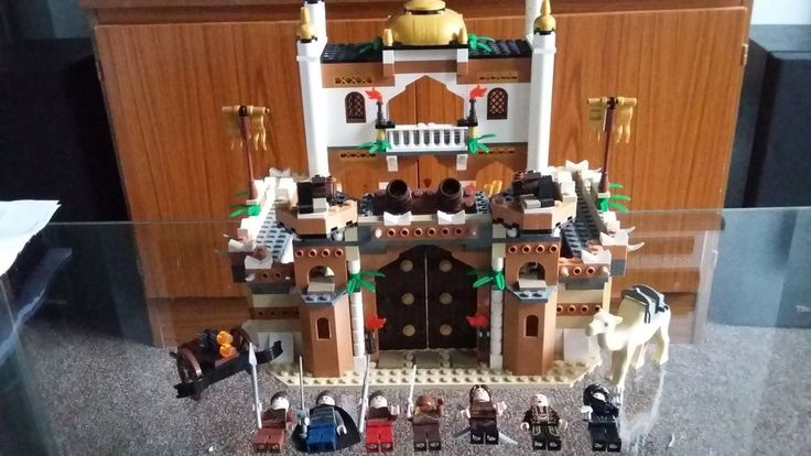 Lego Prince of Persia Sands of time 7573 Battle of Alamut. With plans, no box. in Toys & Games, Construction Toys & Kits, Lego | eBay