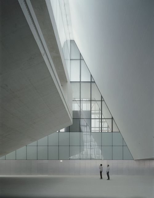 nieto sobejano arquitectos | auditorium and convention centre of aragon