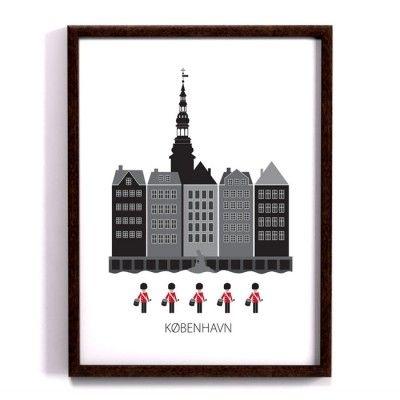 Poster - Köpenhamn