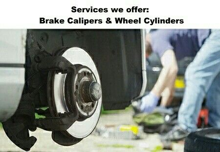 BRAKE SYSTEMS, AXLE SERVICE/REPLACEMENT, WHEELS, & TIRES⠀ ⠀ Brake Replacement⠀ Brake Calipers & Wheel Cylinders⠀ Master Cylinder & Brake Bleeding⠀ Power Brake Boosters⠀ Hydro-Vac Units (Hydro-Boost)⠀ ABS Diagnosis & Repair⠀ Brake Fluid Flushing⠀ Emergency Brake Repairs⠀ Machine Service ⠀ Wheel Bearing Replacement & Repack⠀ Front & Rear CV  Axle Service & Boot Service⠀ Differential Repairs ⠀ Drive-Shaft Service⠀ Suspension Inspection & Service⠀ Wheel Alignment ⠀ Tire Rotation Service⠀ Tire…