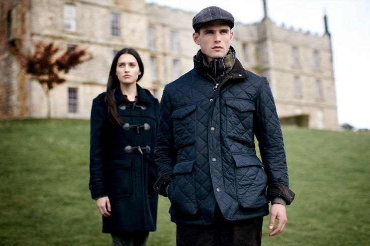 Barbour Grayson Quilt from the Original classic Tartan collection