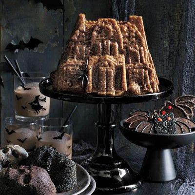 Nordic Ware Haunted House Bundt® Cake Pan #williamssonoma