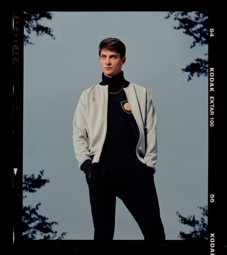 Webber Represents — Vogue Hommes | Fall Winter 2015