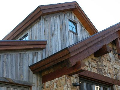 Antique Barn Wood Siding - Reclaimed Barn Wood: Elmwood Reclaimed Timber