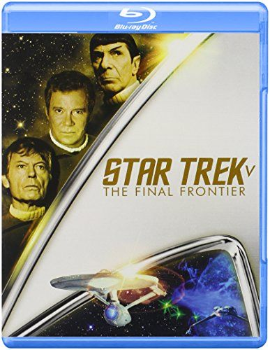 Star Trek V: The Final Frontier [Blu-ray] @ niftywarehouse.com #NiftyWarehouse #StarTrek #Trekkie #Geek #Nerd #Products