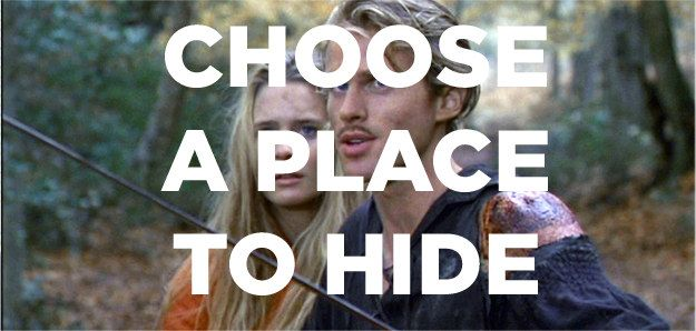 What character are you from Princess Bride are you? Quiz.