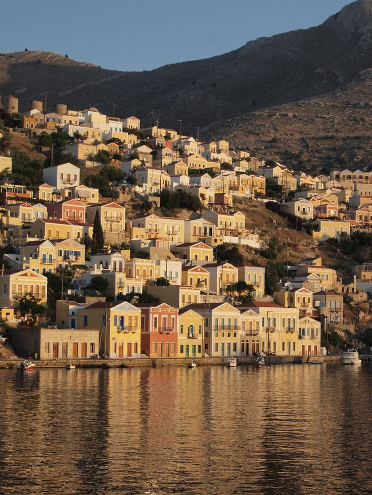 Symi, Dodekanisos, South Aegean