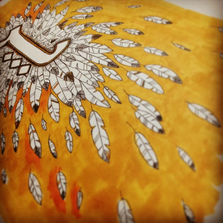 # Feather - one of my recent illustrations