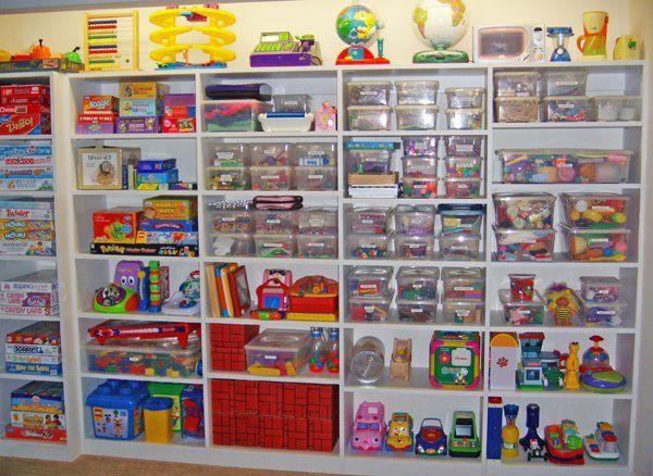 Toys organization... Pero q así estuvieran siempre