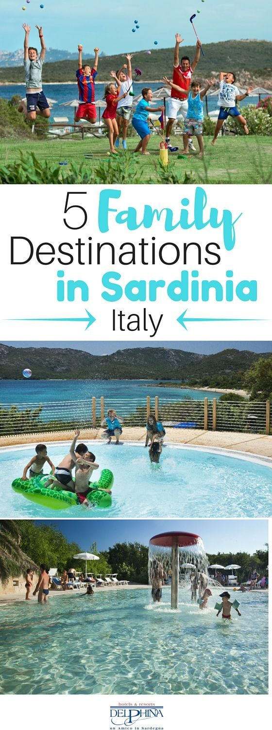 5 TIPS to Traveling with Kids in Sardinia - Italy #Wheretogo in #Sardinia, #Italy with #children: the North West coast. 5 exclusive #destinations for #holidays with #kids in the North of Sardinia. #Family #hotels and #resorts for families from the Costa Smeralda to the Costa Rossa.