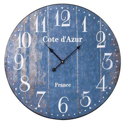 Cote Antique Dazur Clock $55