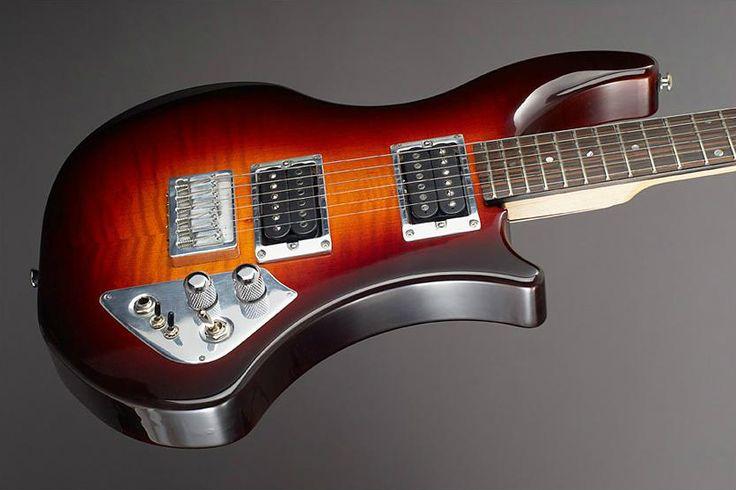 Norton Guitars   Phoenix