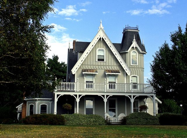New england victorian victorian homes pinterest for New victorian homes