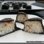 Suikervrije+bounty+bonbon+koolhydraatarm